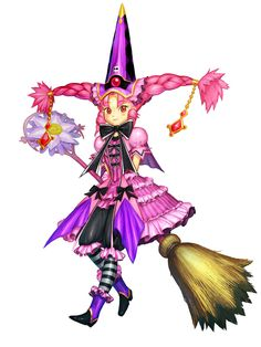 pink, dress, ribbon, flower // Flora - The Spring Witch, The Wizard of Oz: Beyond the Yellow Brick Road