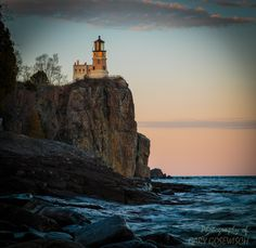 Splitrock Lighthouse by gary gosewisch on 500px