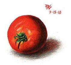 Tomato Sketch - Bing Images