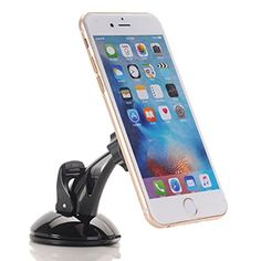 Universal In-car Mobile Phone Mount Stand with Suction Cup for Smartphone / GPS -- Awesome products selected by Anna Churchill