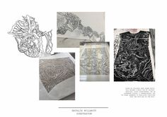 2016 Natalie Willmott Fashion and Textile Design