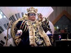 Pepsi - King's Court Super Bowl Commercial