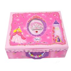 Princess Writing Set, this makes an ideal gift for kids Age 8 for birthdays or xmas !