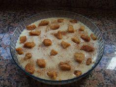 Receta del día: espoleás o gachas dulces