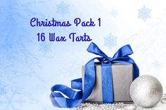 Christmas Pack 1, 16 1 ounce Wax Tarts, 4 Scented Palm Wax Tarts by BubbleScents on Etsy