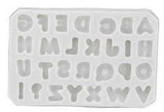 Moule silicone alphabet - Place des loisirs