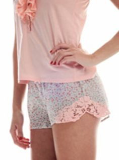 Papinelle Swiss Fiona Shorts