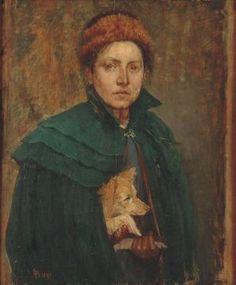 Breslau, autoportrait