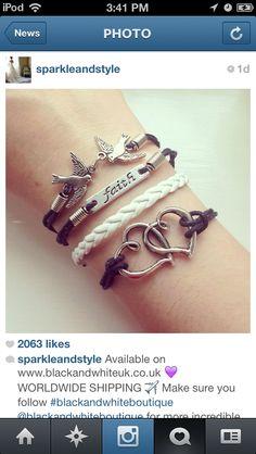 Bracelets :)