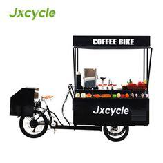Source Hot dog food cart/ Retro Coffee bike /street mobile coffee trike shop on m.alibaba.com