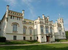 Paszkówka - pałac - Poland