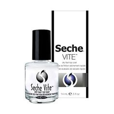 Seche Vite Dry Fast Top Nail Coat