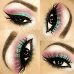 Gorgeous look by the lovely IG'er: @pinkperception using her Take Me to Brazil Palette.  www.bhcosmetics.com