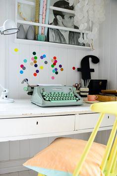 Espacios creativos: ideas para decorar