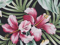 HAWAII BLUMEN Stoff  Nr. 140939