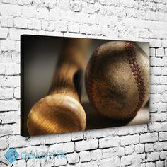 Beyzbol Tablo #spor_kanvas_tablo #spor_temalı_tablolar