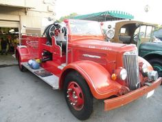 1941 SuperWHite Fire Truck, Used Cars For Sale - Carsforsale.com