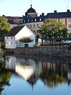 Uppsala, Sweden :)