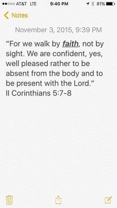 #The Word #faith