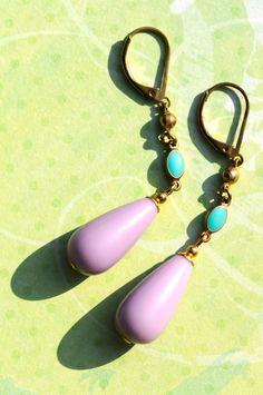 Hortensia - Boucles d'oreille | Earrings © Bazaroïde | Bérengère Thieffry | Paris