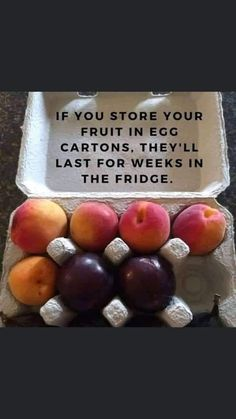 Storing Fruit, Great Recipes, Favorite Recipes, Food Facts, Me Time, Fruits And Veggies, Diy Food, Food For Thought, No Cook Meals