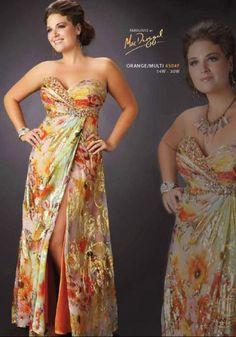 plus size designer dresses prom - Bing Images