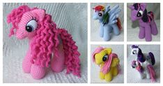 Awesome My Little Pony Free Crochet Patterns Awesome My Little Pony Free Croche. Awesome My Little Pony Free Crochet Patterns Awesome My Little Pony Free Crochet Patterns Crochet Pony, Diy Crochet, Irish Crochet, Crochet Things, Crochet Crafts, Crochet Dolls, Yarn Crafts, Crochet Ideas, Diy Crafts