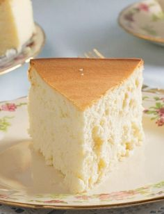 Tall and Creamy New York Style Cheesecake