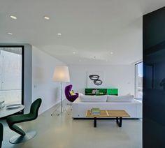 Необычный частный дом: дизайн, фото, детали