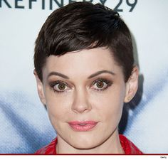 rose mcgowan short hair - Google Search