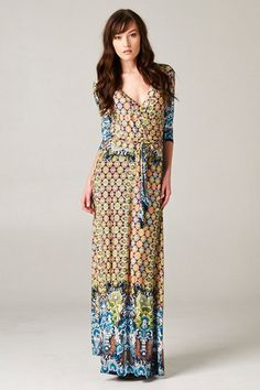 93db30e3cd8aa Medallian Maxi Dress – Simply Sage Market Simply Sage Market
