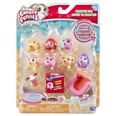 Chubby Puppies and Friends Collector Pack Sugar Babies Pack) * For more information, visit image link. (This is an affiliate link) Chubby Puppies, Toy Puppies, Baby Doll Nursery, Baby Dolls, Toys For Girls, Kids Toys, Little Live Pets, Cool Kids Bedrooms, Baby Doll Accessories