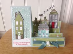 christmas cards handmade ideas - Google Search