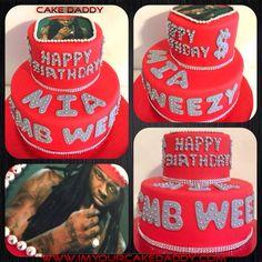 Lil Wayne Cakes Custom Cakes by Cake D...