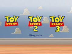 Toy Story   Toy Story 2  Toy Story 3