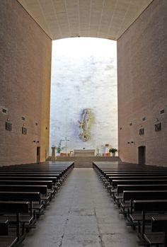 Clásicos de Arquitectura: Colegio Apostólico de los Padres Dominicos,Iglesia. Image © Pablo Guillén Llanos