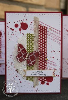Love for Stamping: WOW I gave a workshop on the Stampin 'Up! Convention in Manchester!