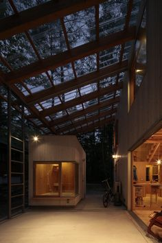 #architecture : Villa in Hakuba / Naka Architects