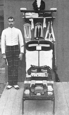 Seaforth Highlanders, Victorian