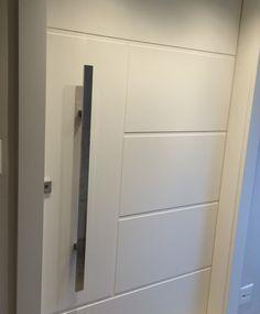 Office Intro, Main Door Design, Locker Storage, Modern Design, New Homes, Houses, Doors, Furniture, Ideas