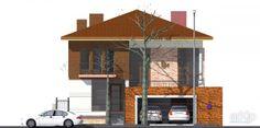 Коттедж. Геленджик: архитектура, жилье, 3 эт | 9м, минимализм, 300 - 500 м2, фасад - кирпич, коттедж, особняк #architecture #housing #3floors_9m #minimalism #300_500m2 #facade_brick #cottage #mansion arXip.com