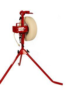 NEW Baseline Pitching Machine for Baseball & Softball Use NEW IN BOX! FREE FEDEX