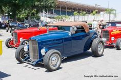 50th Annual LA Roadster Show Part III | Hotrod Hotline