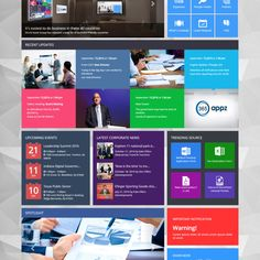 15 Best SharePoint Design images in 2016 | Design web, Page layout