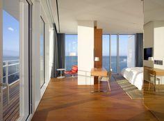 Seamarq Hotel – Richard Meier & Partners Architects