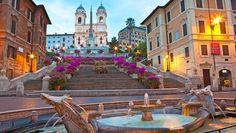 Bilirsiniz bazı yerlerde mutlaka yapmanız gereken etkinlikler vardır. Bunları yapmadan dönerseniz oraya gitmiş sayılmazsınız. Roma'da gidilecek, görülecek, yapılacak çok fazla şey var ama bun…