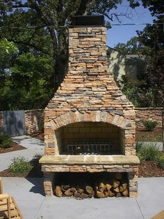 Stone Age Manufacturing Standard Fireplace