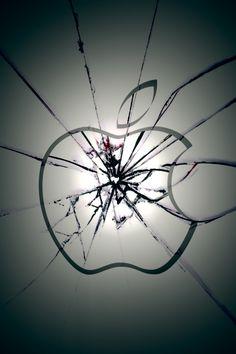The iPhone 4 Wallpaper I just pinned! Cool Iphone Wallpapers Hd, Moving Wallpaper Iphone, Apple Wallpaper Iphone, Cracked Wallpaper, Sf Wallpaper, Screen Wallpaper Hd, Wallpaper Ideas, Samsung Galaxy S, Broken Iphone Screen
