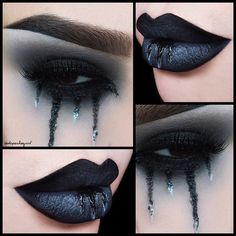 ☠ X†iNA  PronouncedAsDepesh @depechegurl  @meltcosmetics ...Instagram photo | Websta (Webstagram)
