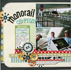 Susan Stringfellow, of course.  Including a template for the monorail!